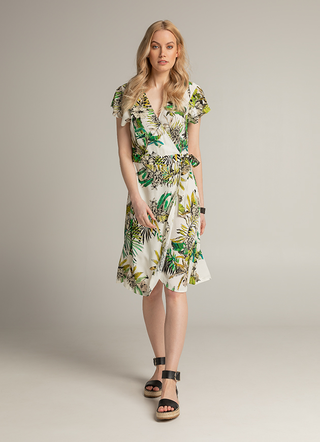 JUNGLE CHIC - LOOK 001