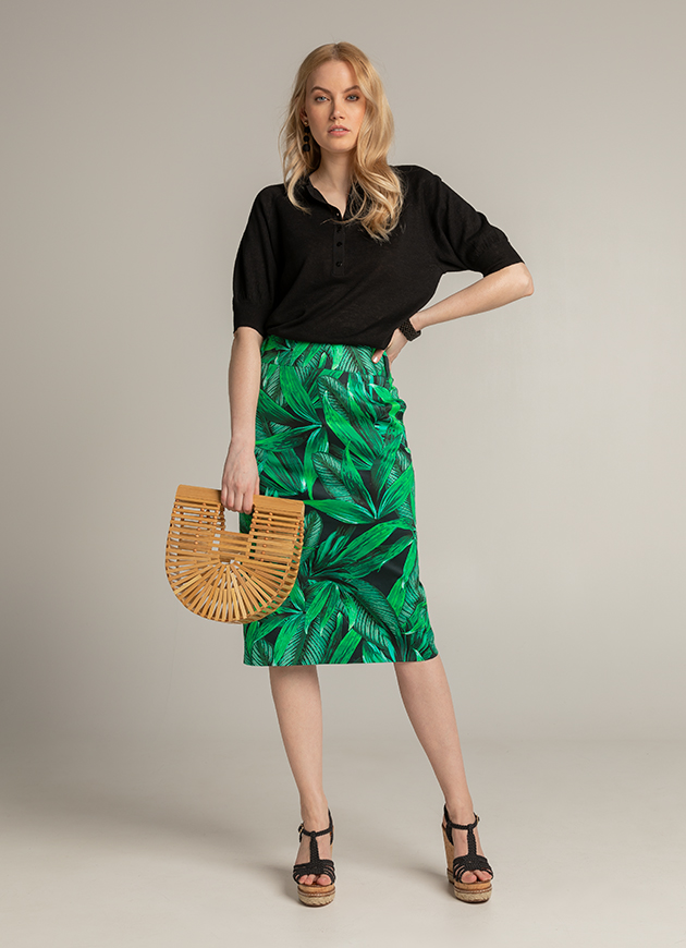 JUNGLE CHIC- LOOK 005
