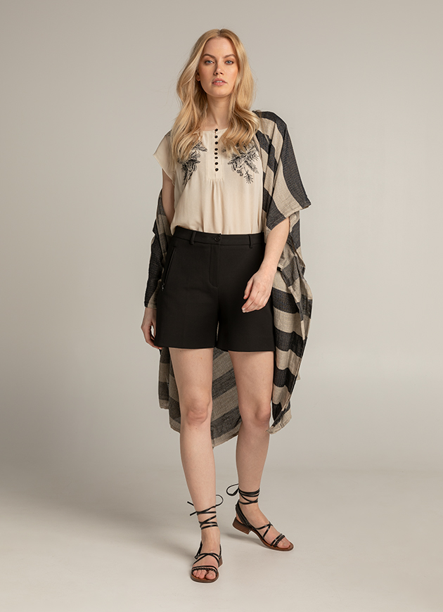 JUNGLE CHIC- LOOK 010