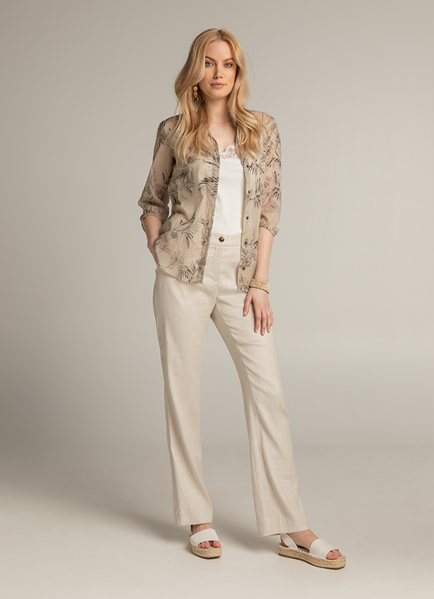 JUNGLE CHIC- LOOK 013