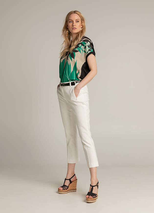 JUNGLE CHIC- LOOK 015