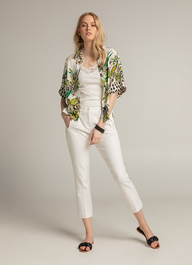 JUNGLE CHIC- LOOK 016