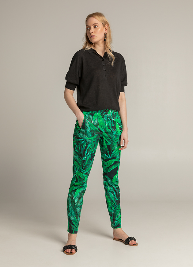 JUNGLE CHIC- LOOK 018